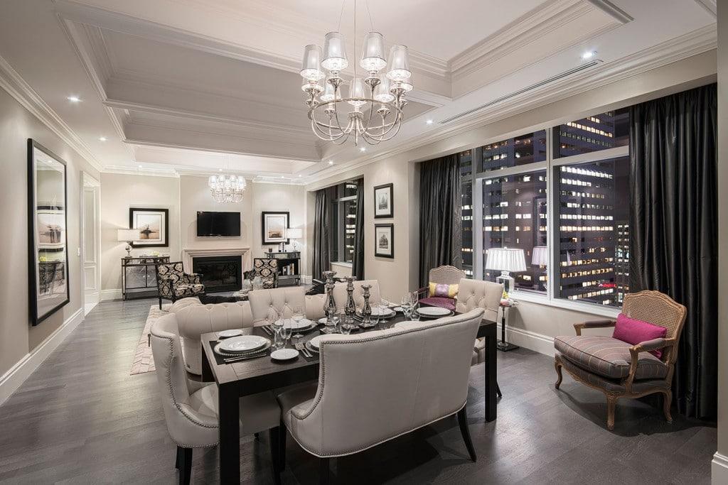 Trump Hotel Residences Luxury Penthouses Toronto Ivan