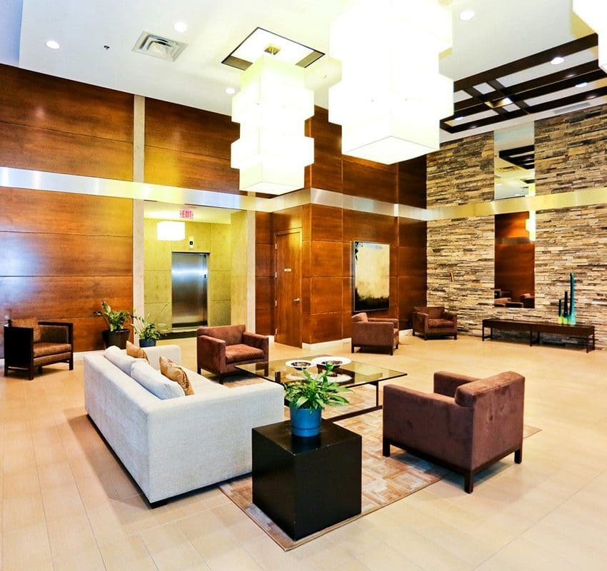 1-hurontario-st-mississauga-north-shore-condo-port-credit-condos-lobby-entrance-concierge-lobby