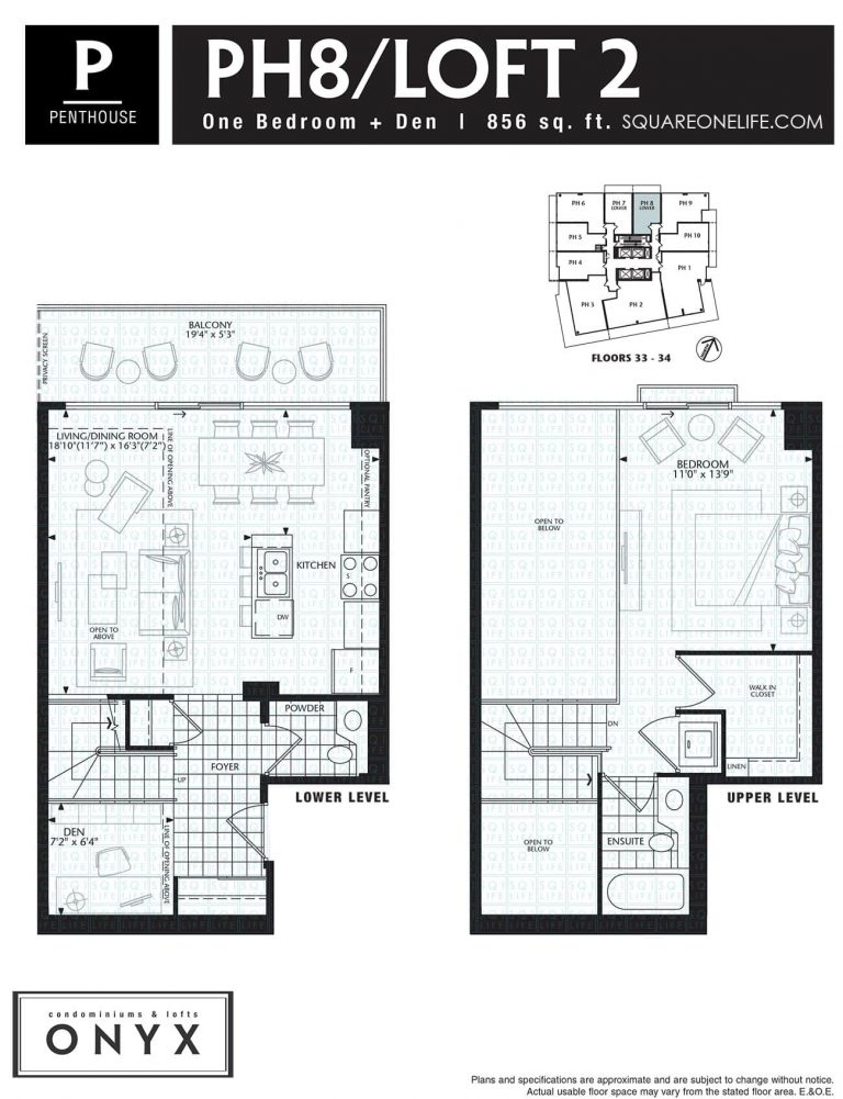 223-Webb-Dr-Onyx-Condo-Floorplan-PH8-1-Bed-1-Den