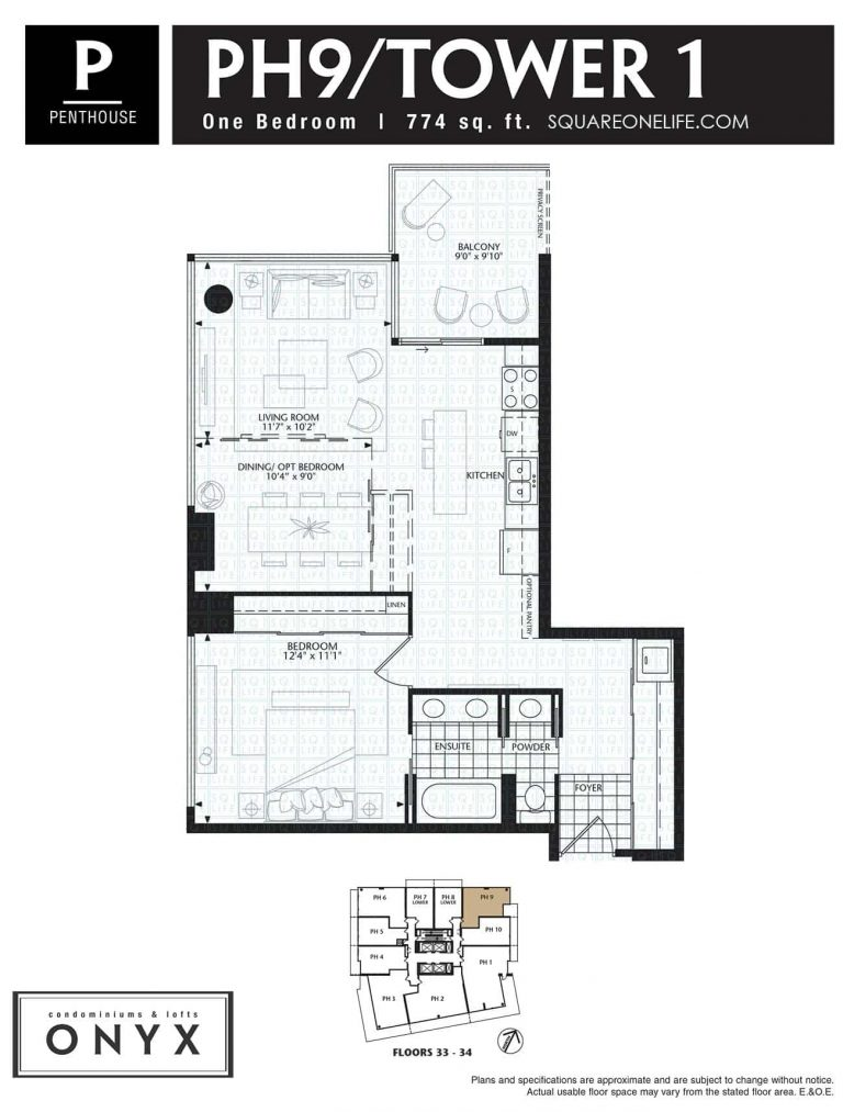 223-Webb-Dr-Onyx-Condo-Floorplan-PH9-1-Bed