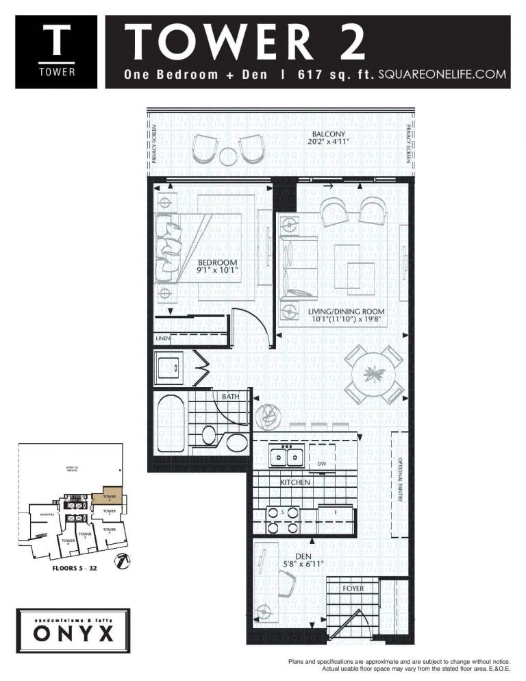 223-Webb-Dr-Onyx-Condo-Floorplan-Tower-2-1-Bed-1-Den-1-Bath