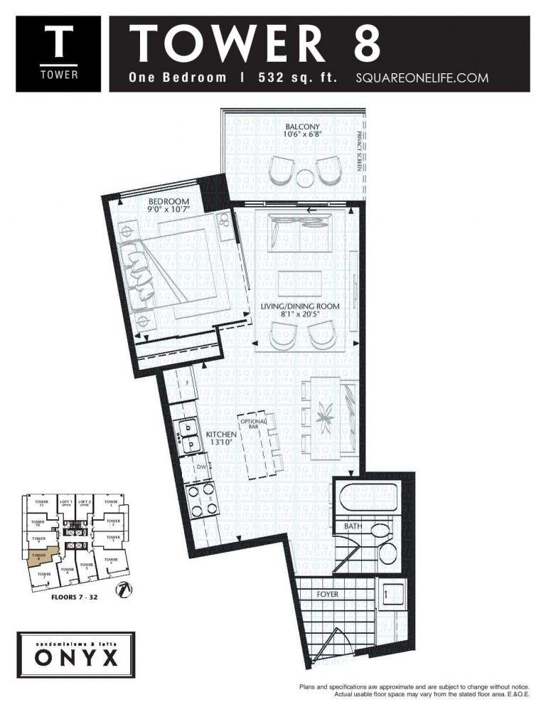 223-Webb-Dr-Onyx-Condo-Floorplan-Tower-8-1-Bed-1-Bath