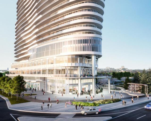 Arc Condos: New Erin Mills Development