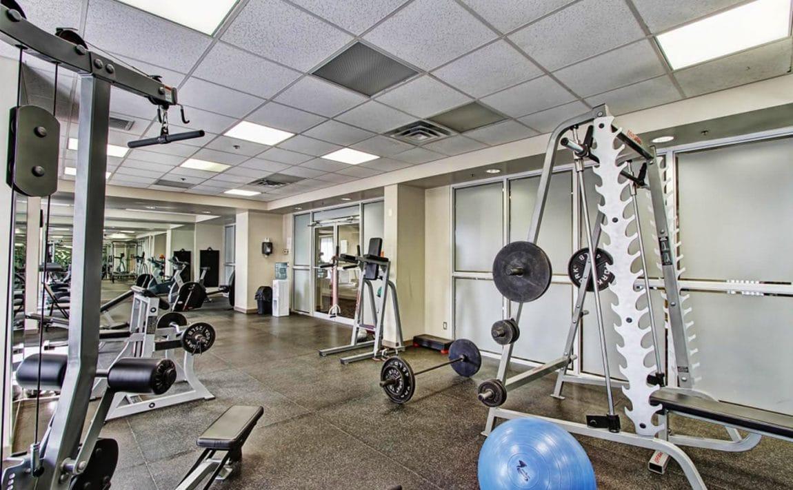 electra-lofts-condos-1029-king-st-w-toronto-condos-king-west-condos-gym-fitness-cardio-room-health