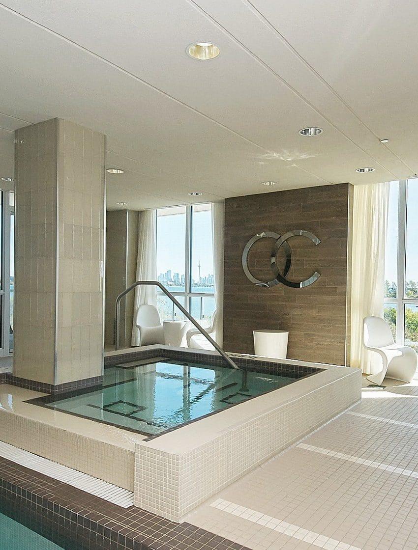 59-annie-craig-dr-toronto-ocean-club-waterfront-condos-etobicoke-condos-humber-bay-condos-lakeshore-parklawn-condos-swimming-pool-amenities-spa-jacuzzi-hot-tub