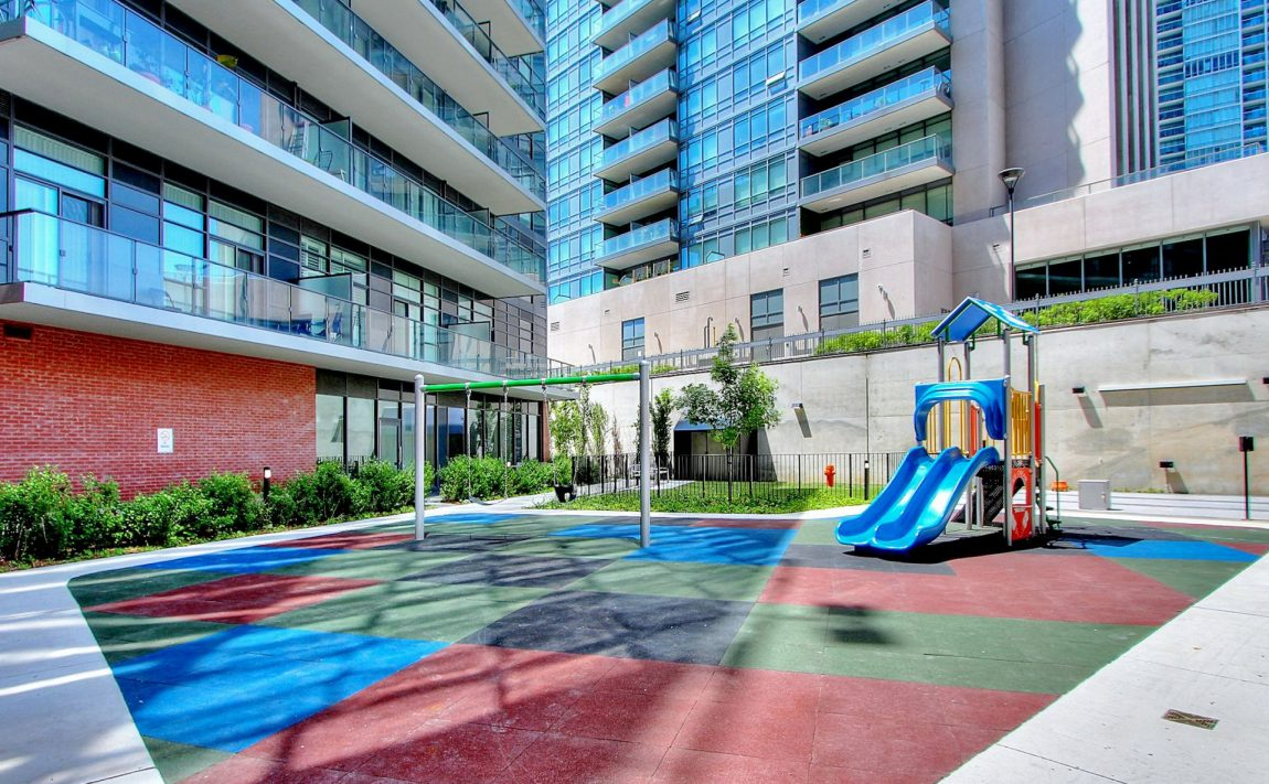 10-park-lawn-rd-condos-westlake-encore-humber-bay-shores-cheldren-playground