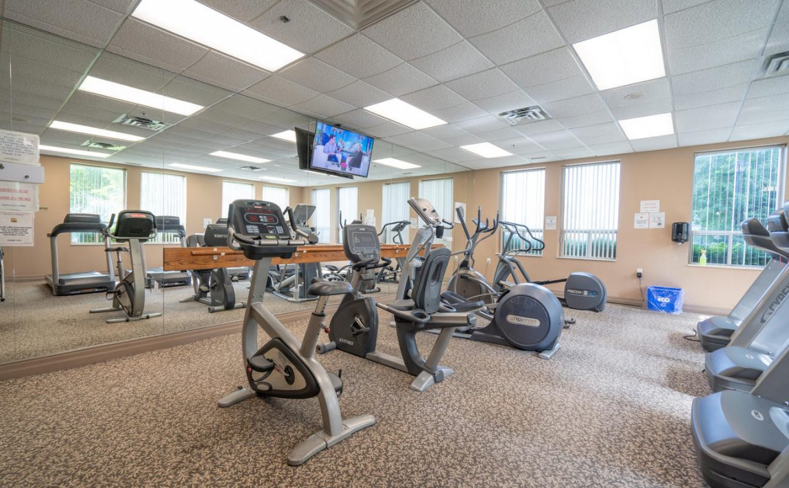 Nouvelle - 4850 Glen Erin Dr - Gym View 2