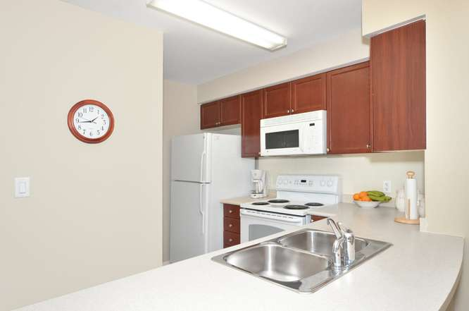 Papillon Place - 4879 Kimbermount Ave - Kitchen View 2