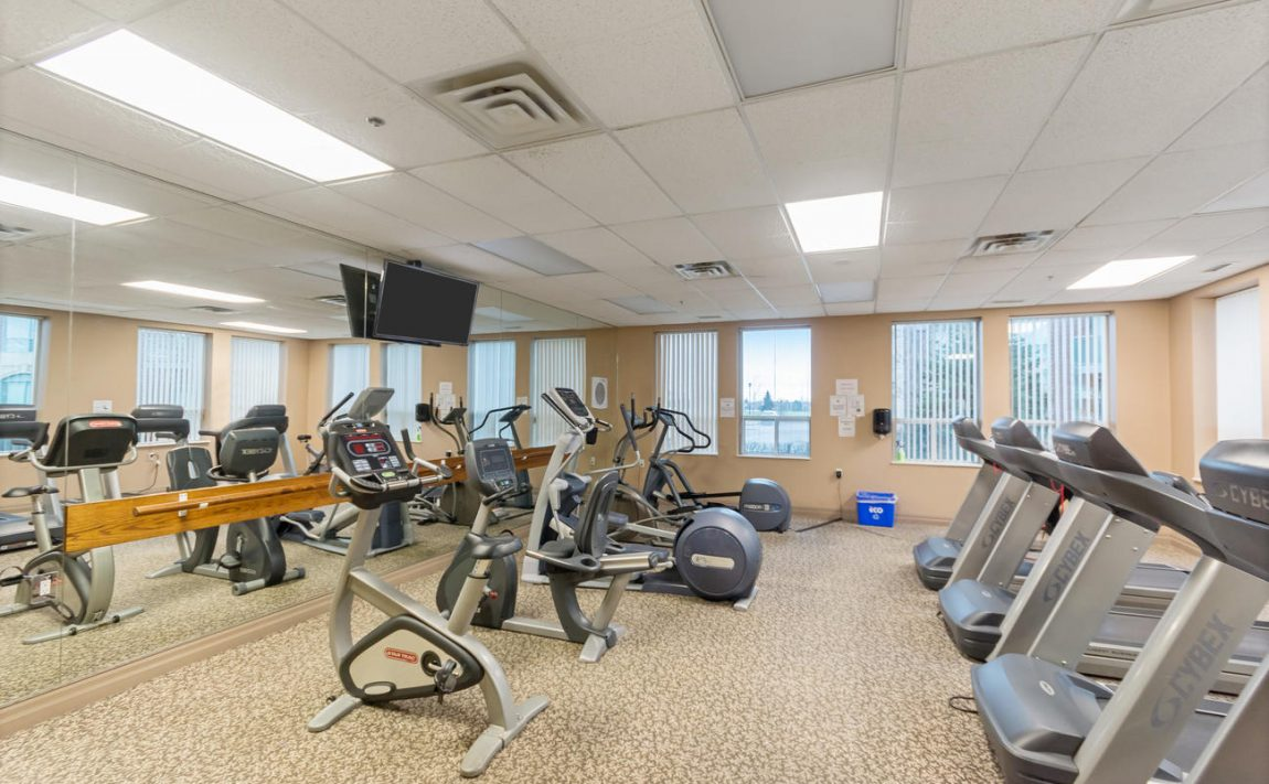 Papillon Place II - 4889 Kimbermount Ave - Gym