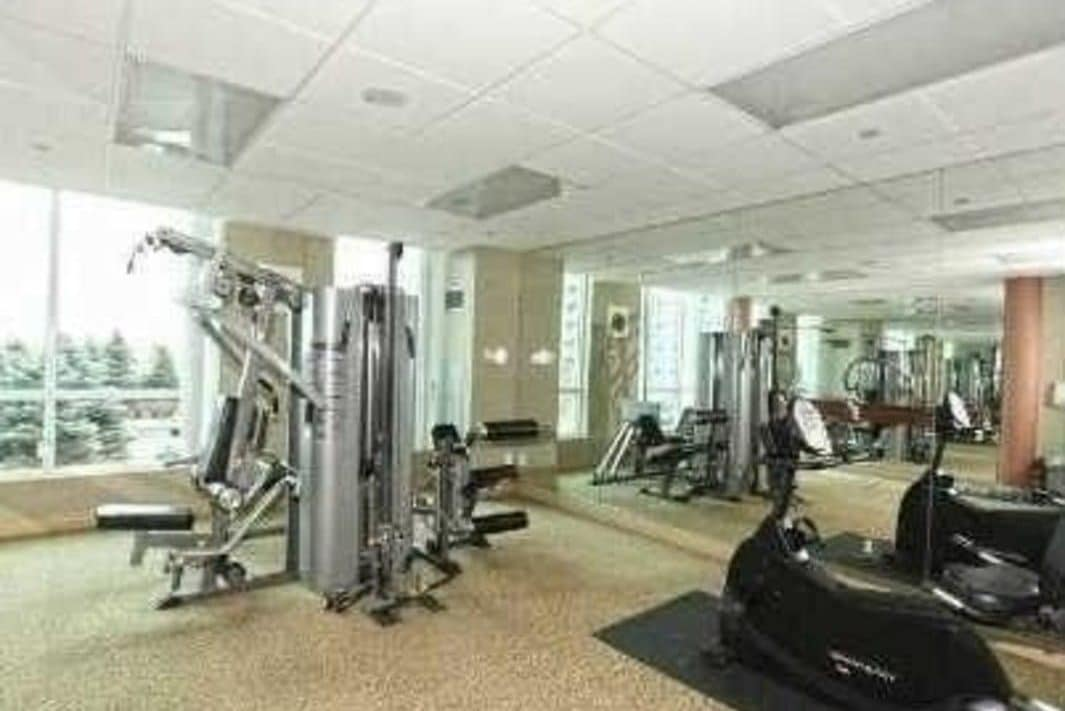 Parkway Place II - 2565 Erin Centre Blvd - Gym View 2