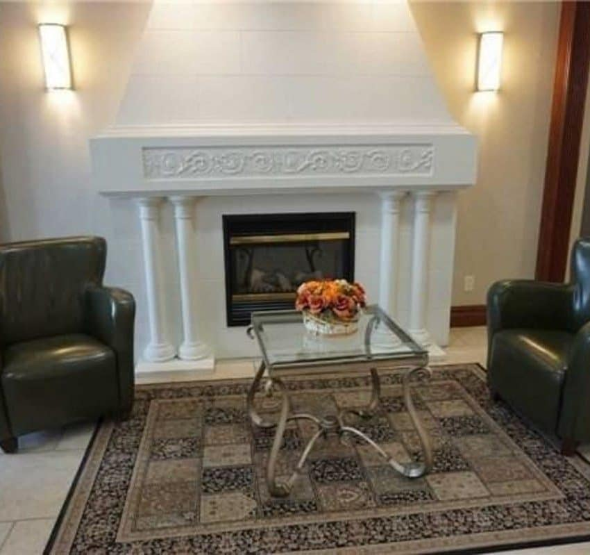 Parkway Place II - 2565 Erin Centre Blvd - Lobby View 2