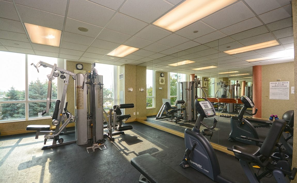 Parkway Place III - 2585 Erin Centre Blvd - Gym