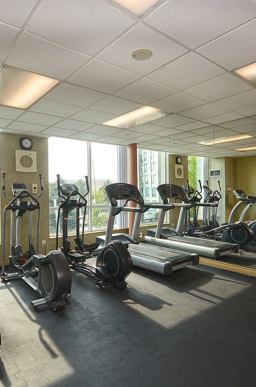 Parkway Place III - 2585 Erin Centre Blvd - Gym View 4