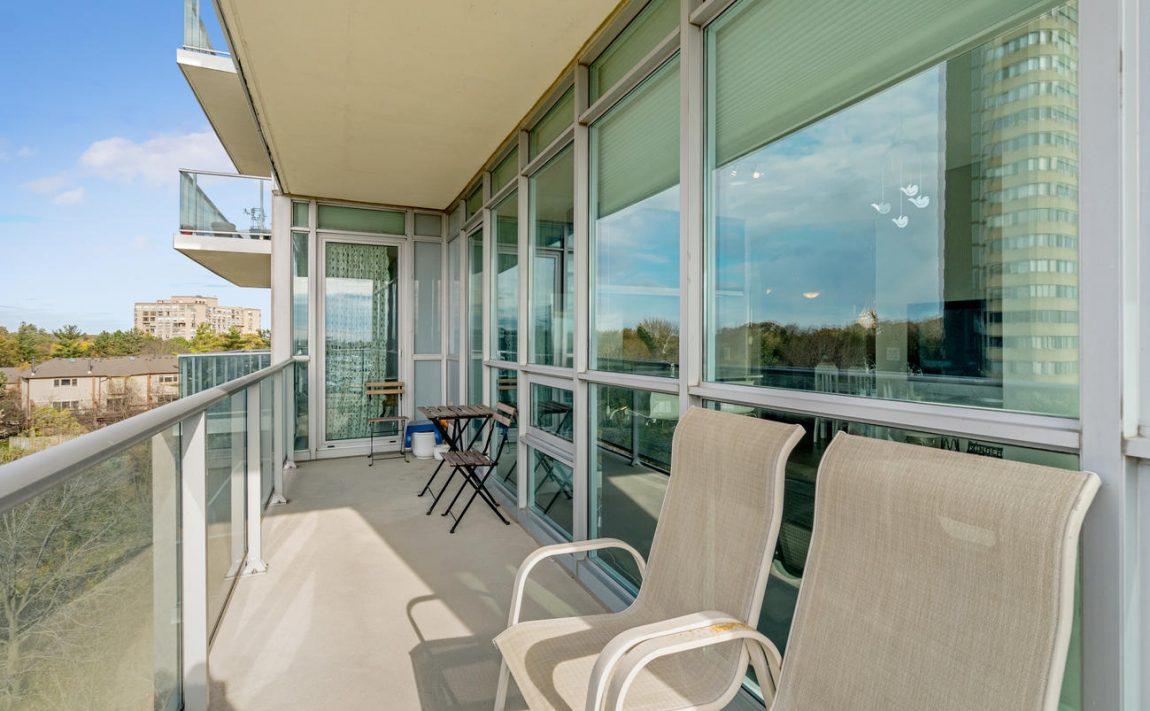 Stonebrook Condominiums-1055 Southdown Rd-Balcony1
