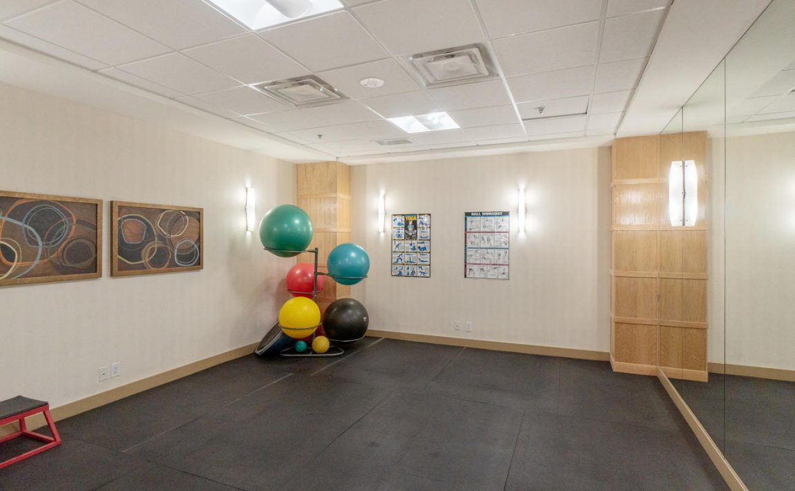 Stonebrook Condominiums-1055 Southdown Rd-Fitness Room