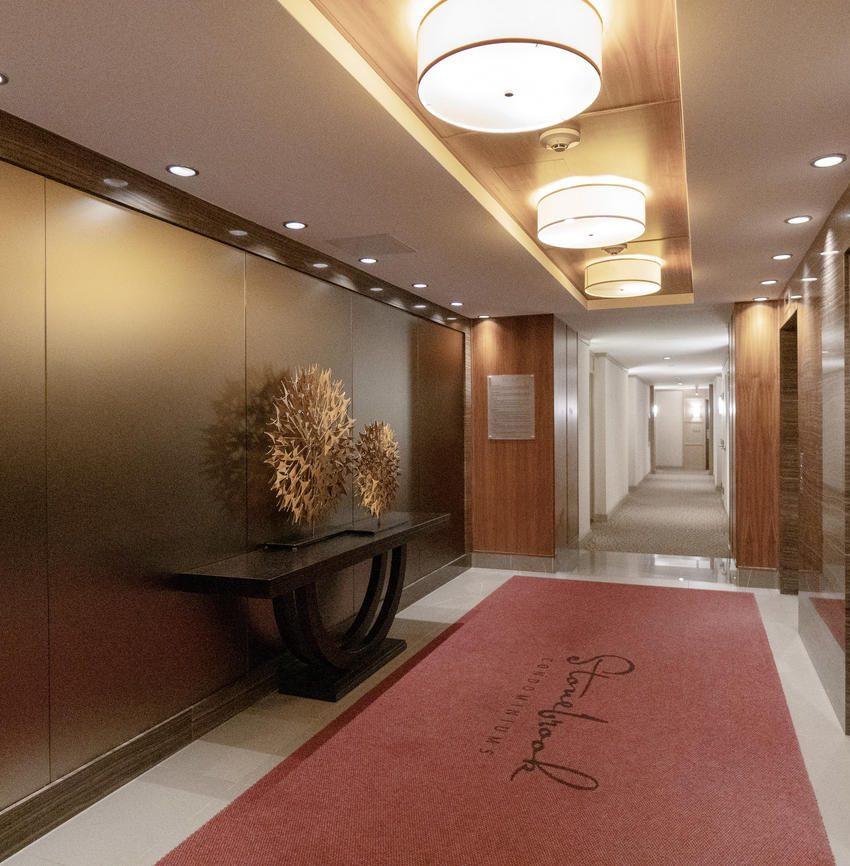 Stonebrook Condominiums-1055 Southdown Rd-Hallway