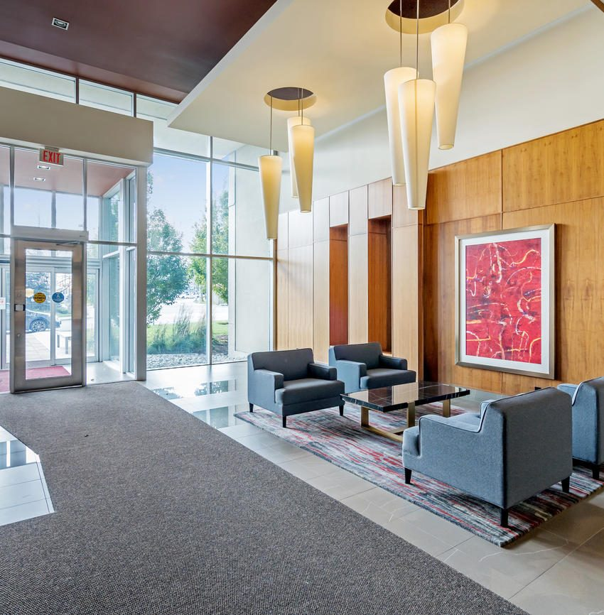 Stonebrook Condominiums-1055 Southdown Rd-Lobby