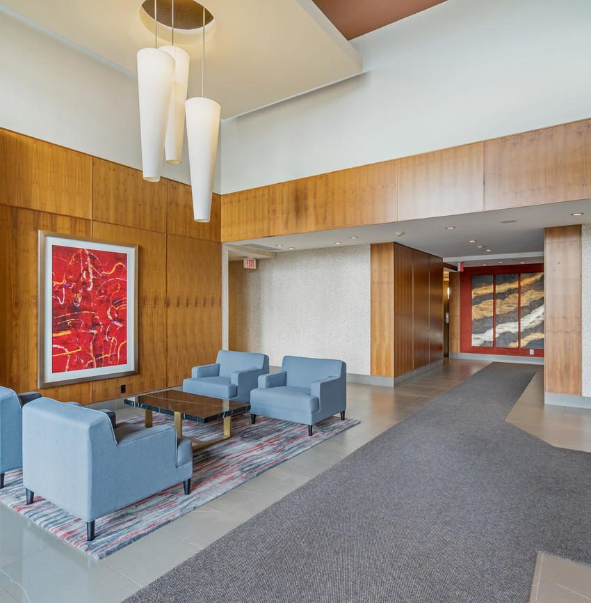 Stonebrook Condominiums-1055 Southdown Rd-Lobby1