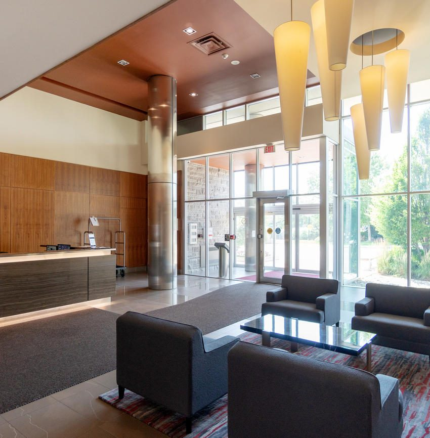 Stonebrook Condominiums-1055 Southdown Rd-Lobby2