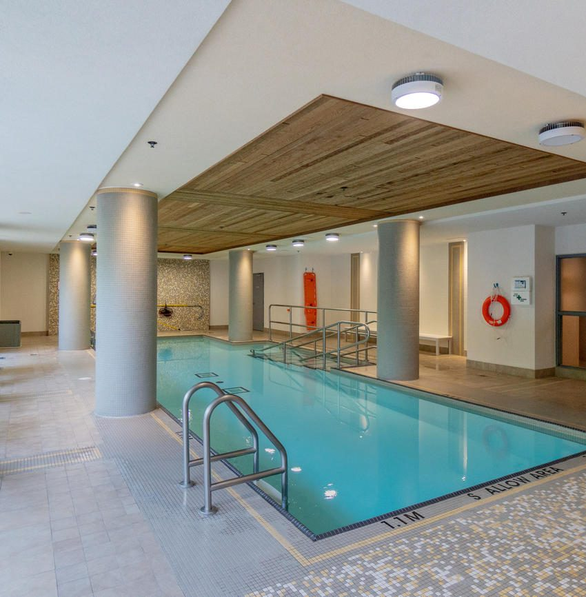 Stonebrook Condominiums-1055 Southdown Rd-Pool