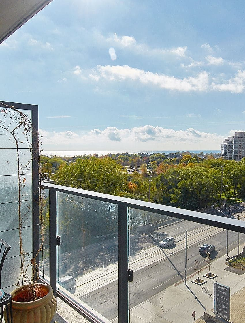 WESTLAKE PHASE II - 2200 Lake Shore Blvd W - Balcony View 2