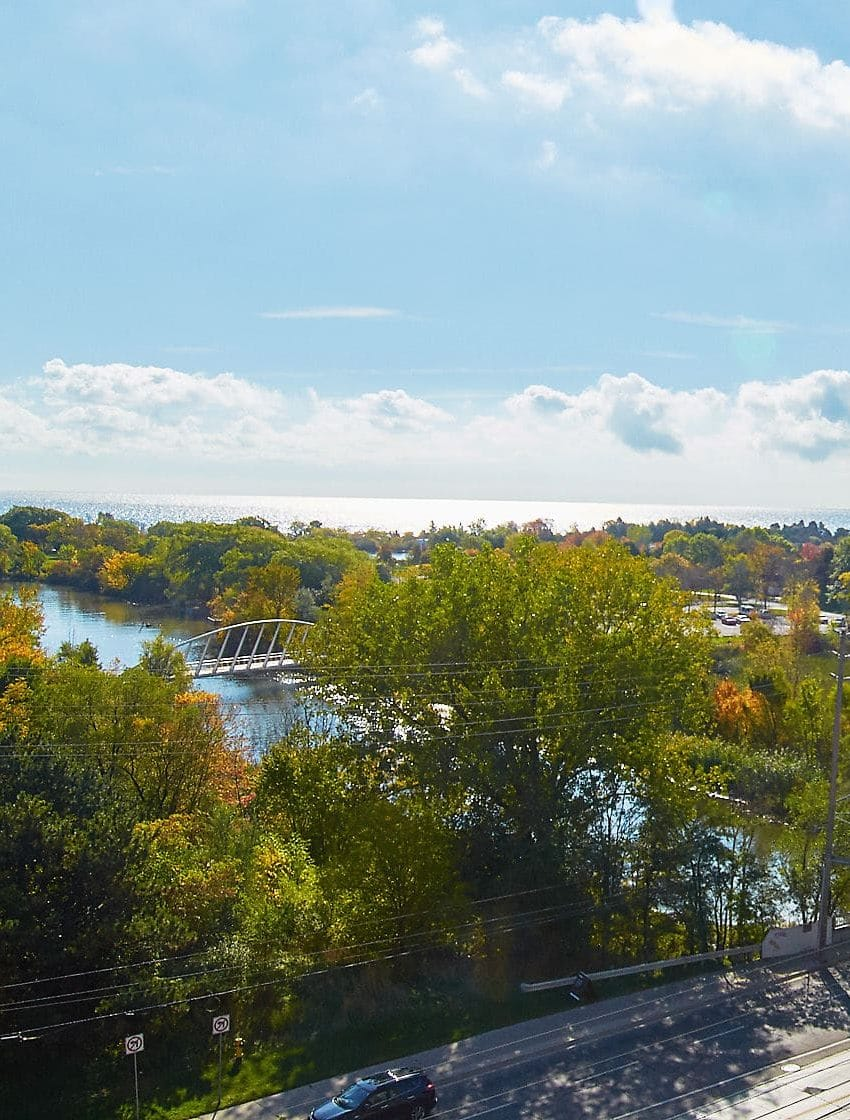 WESTLAKE PHASE II - 2200 Lake Shore Blvd W - Balcony View 5