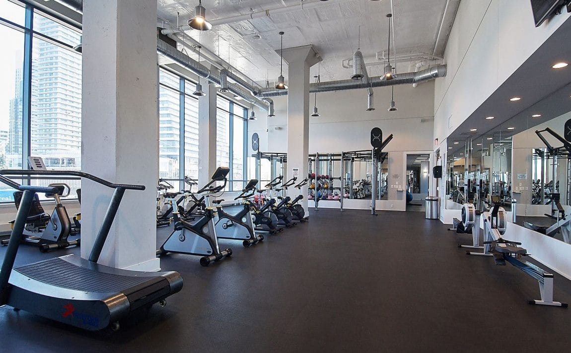 WESTLAKE PHASE II - 2200 Lake Shore Blvd W - Gym