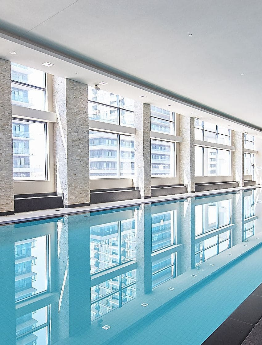 WESTLAKE PHASE II - 2200 Lake Shore Blvd W - Swimming Pool