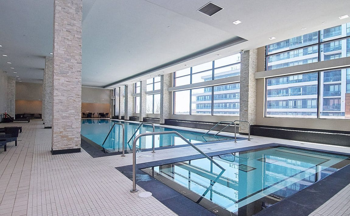 WESTLAKE PHASE II - 2200 Lake Shore Blvd W - Swimming Pool View 3