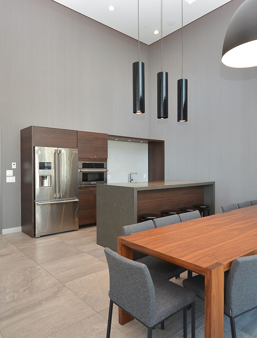 West Tower - 2560 Eglinton Ave W - Dining + Kitchen