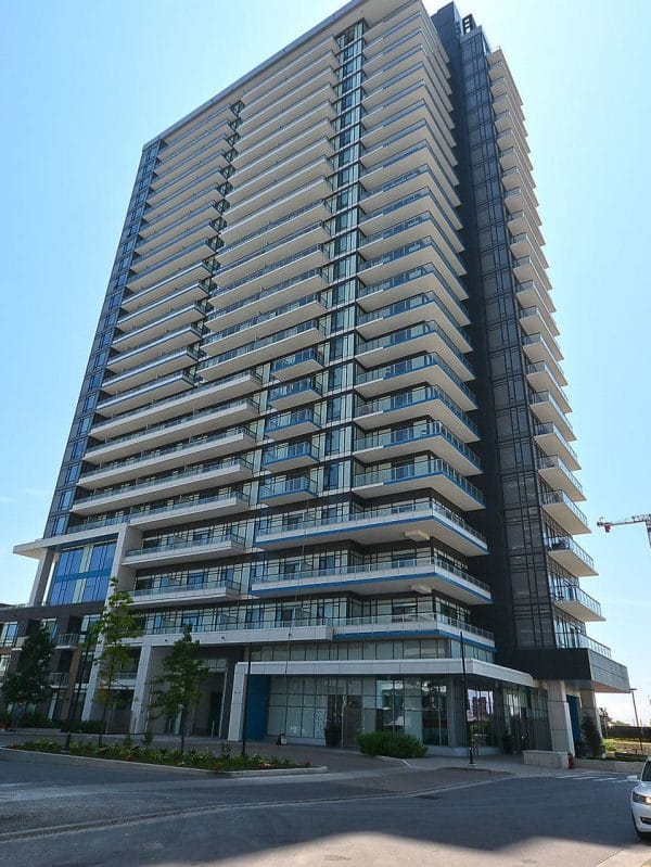 West Tower - 2560 Eglinton Ave W - Exterior
