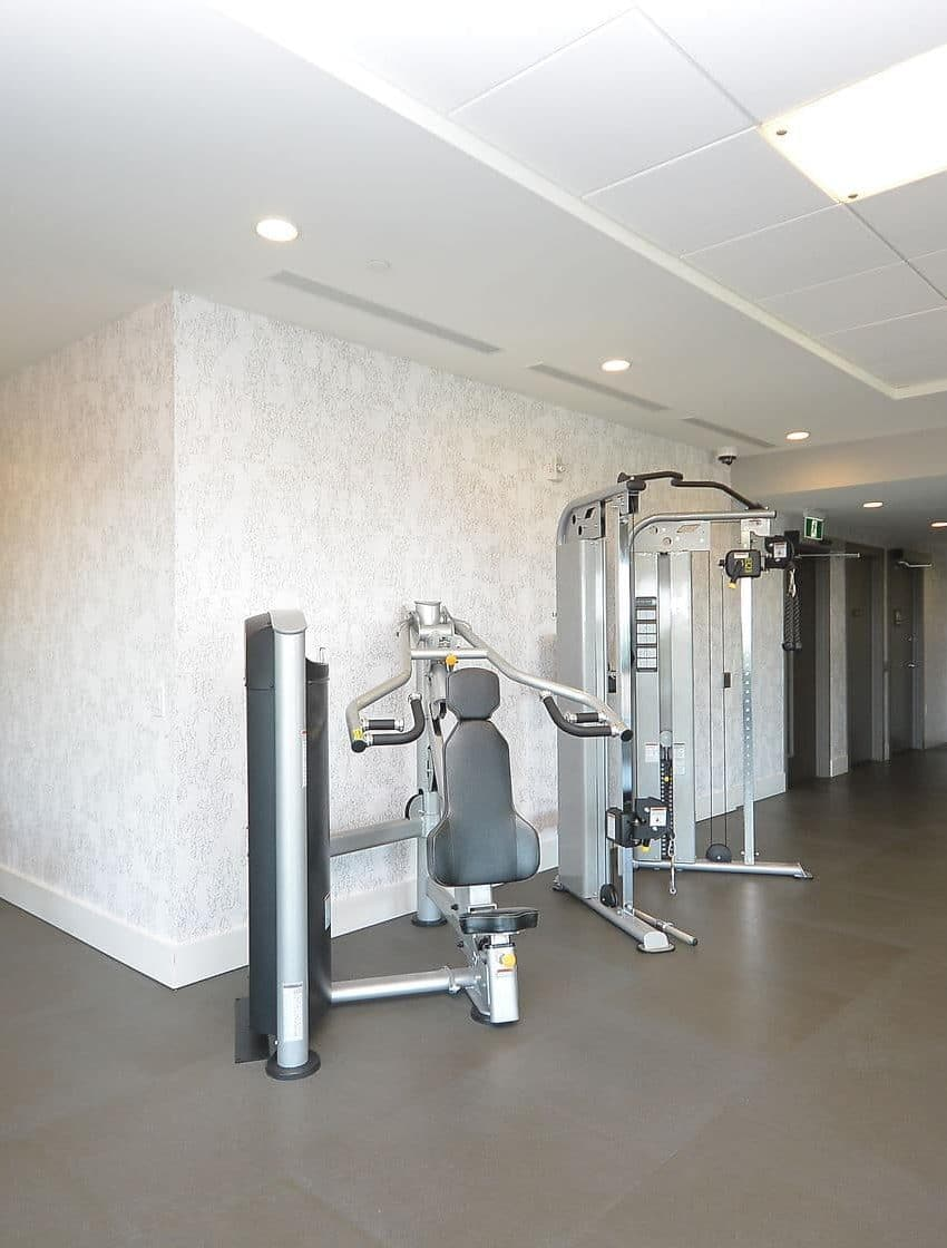 West Tower - 2560 Eglinton Ave W - Gym View 4