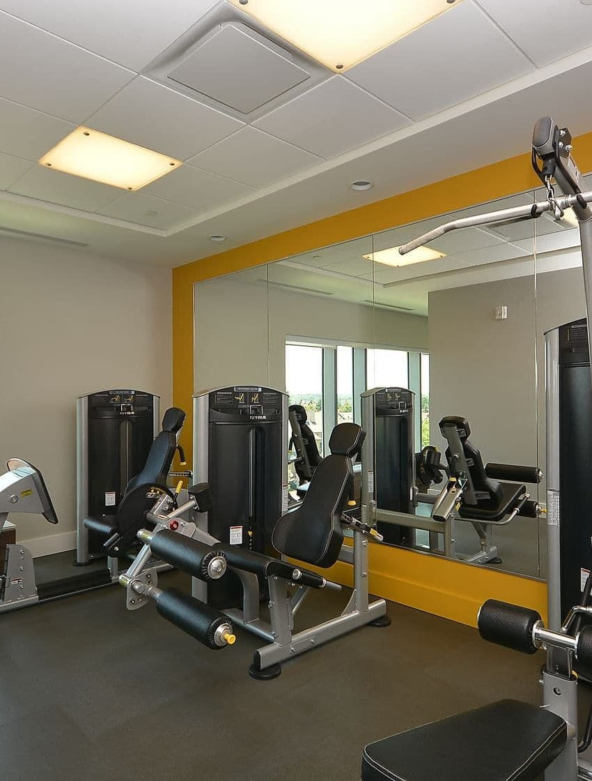 West Tower - 2560 Eglinton Ave W - Gym View 5