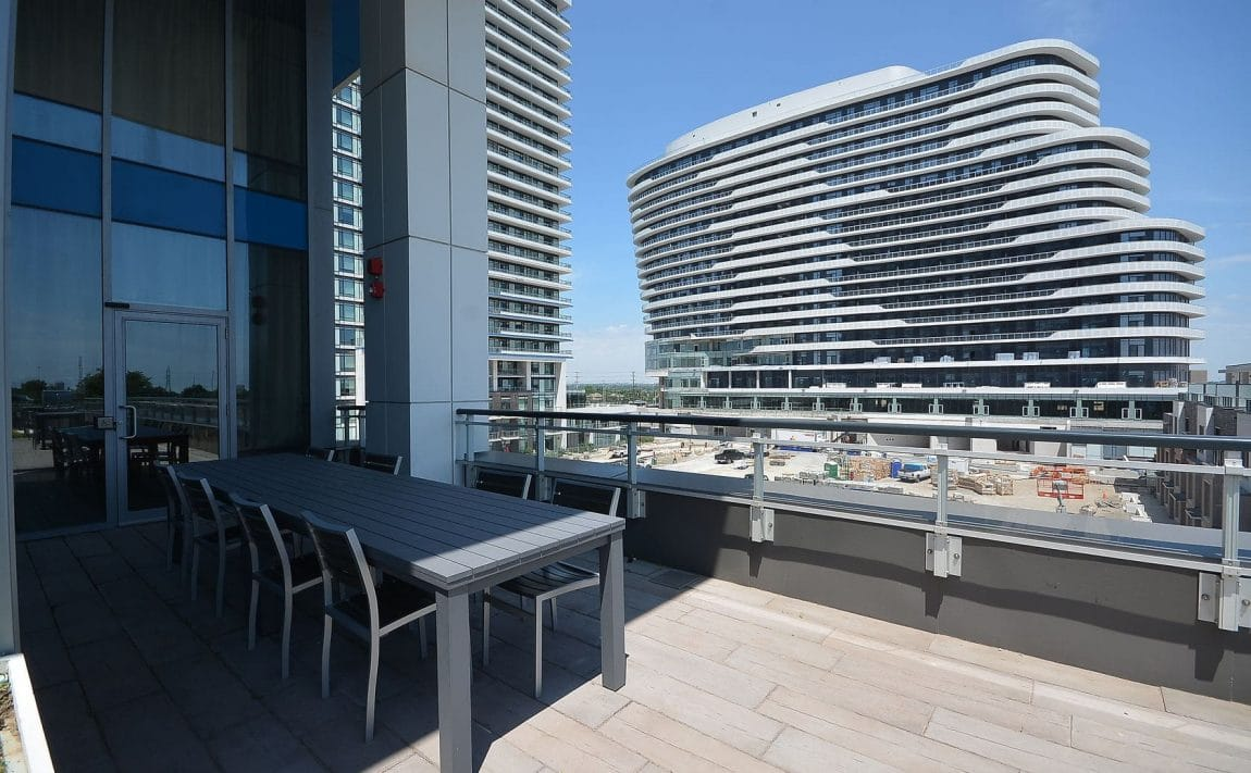 West Tower - 2560 Eglinton Ave W - Outdoor View 2