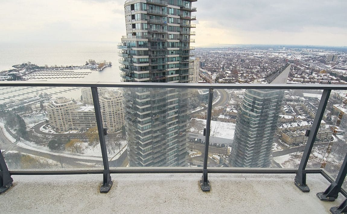 Westlake III - 2212 Lake Shore Blvd W - Balcony