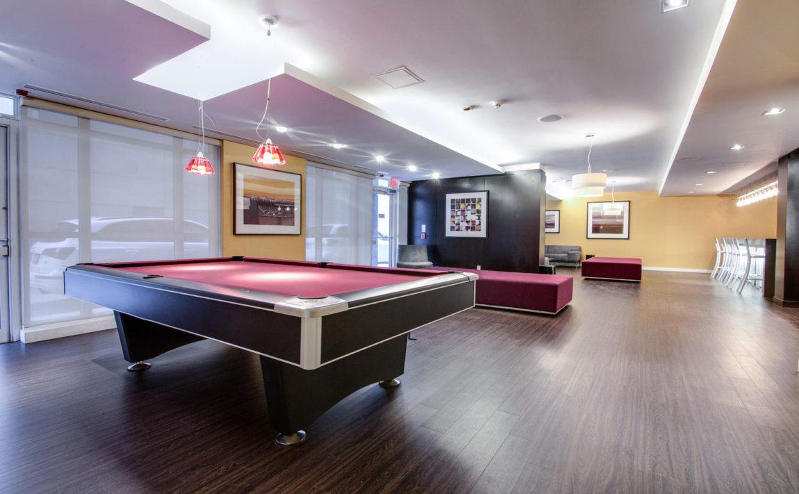 5-hanna-ave-toronto-lofts-for-sale-liberty-market-lofts-amenities-billiards