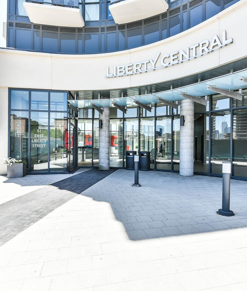 51-east-liberty-st-condos-for-sale-toronto-liberty-central-front-entrance-2