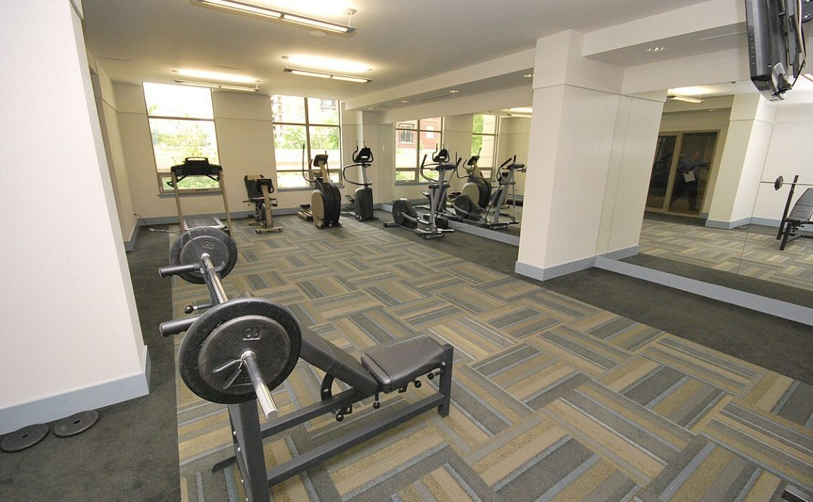 Oak Park Condos-2379 Central Park Dr-Gym