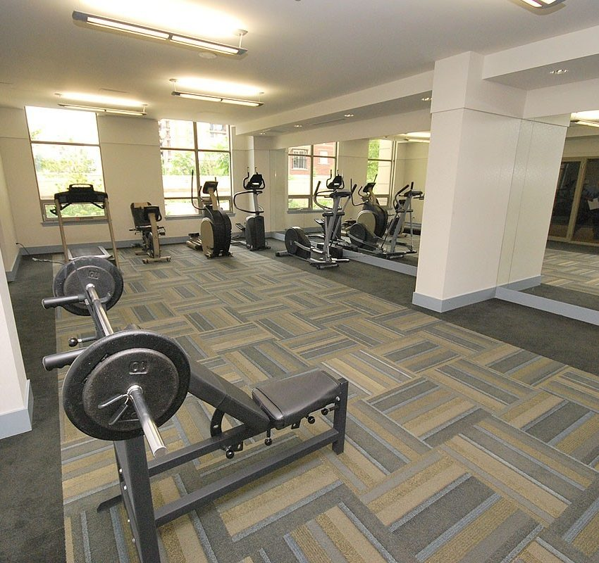 Oak Park Condos-2379 Central Park Dr-Gym