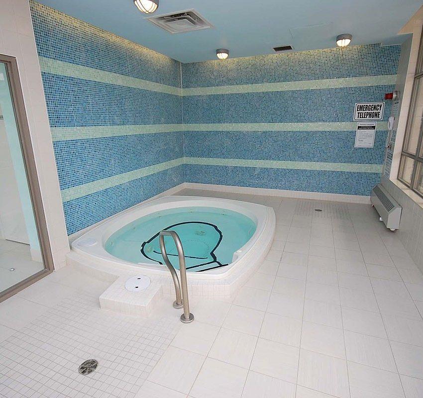 Oak Park Condos-2379 Central Park Dr-Hot Tub