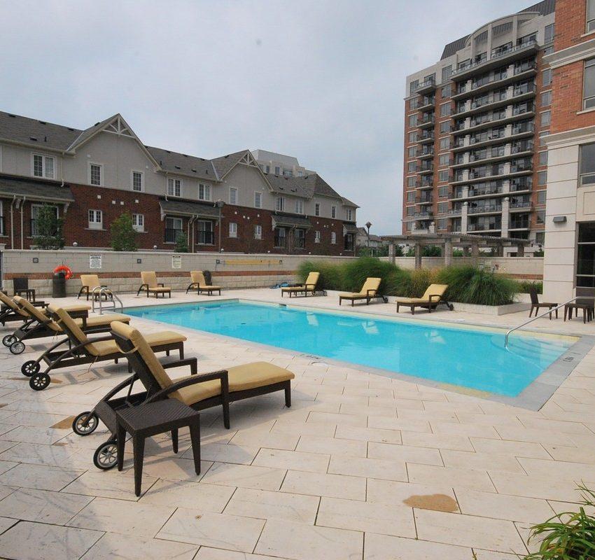 Oak Park Condos-2379 Central Park Dr-Outdoor Pool 1