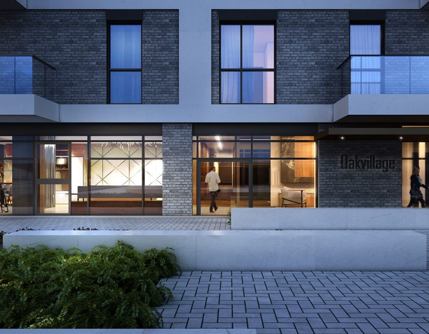 minto-oakvillage-dundas-st-e-trafalgar-rd-for-sale-front-entrance