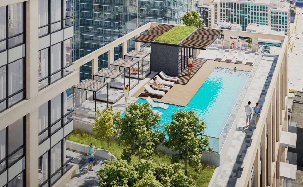 102-peter-st-condos-for-sale-king-west-toronto-outdoor-pool-outdoor-terrace