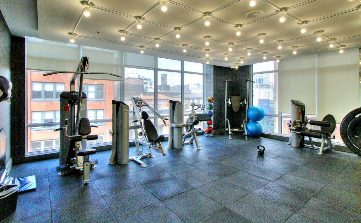 Studio 2-30 Nelson St-Gym 2
