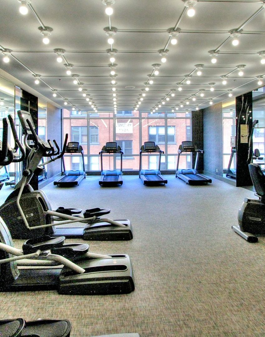 Studio 2-30 Nelson St-Gym