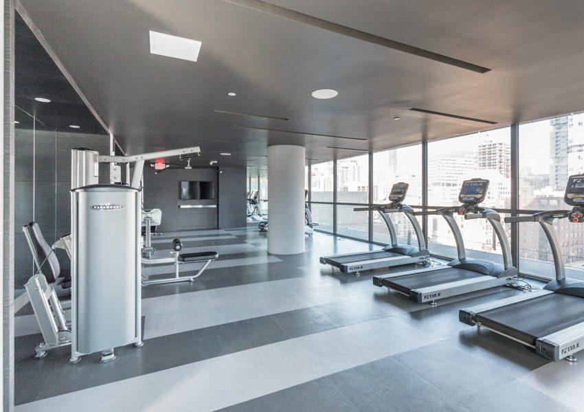 The Bond Condos-290 Adelaide St W-Gym