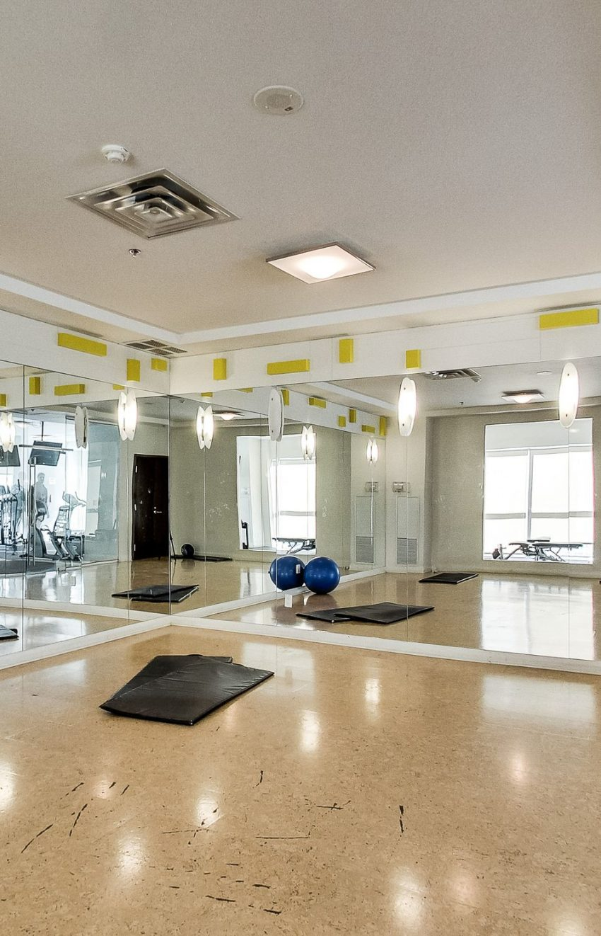 Zip Condos-80 Western Battery Rd-Fitness Room