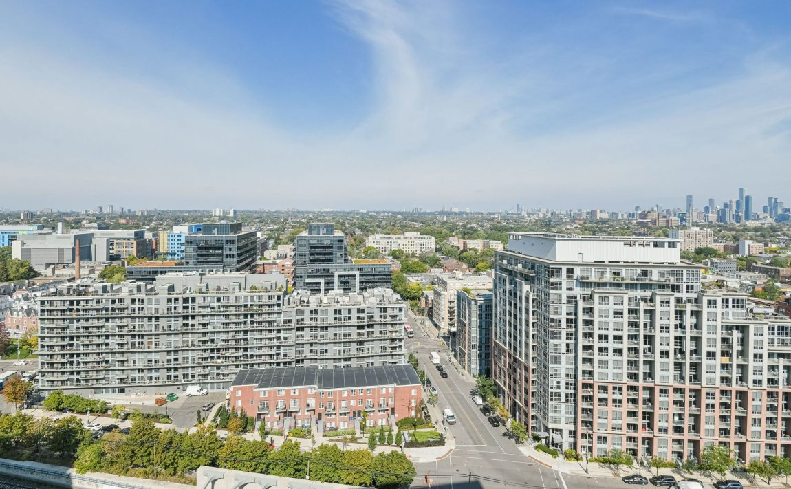 Zip Condos-80 Western Battery Rd-View 1