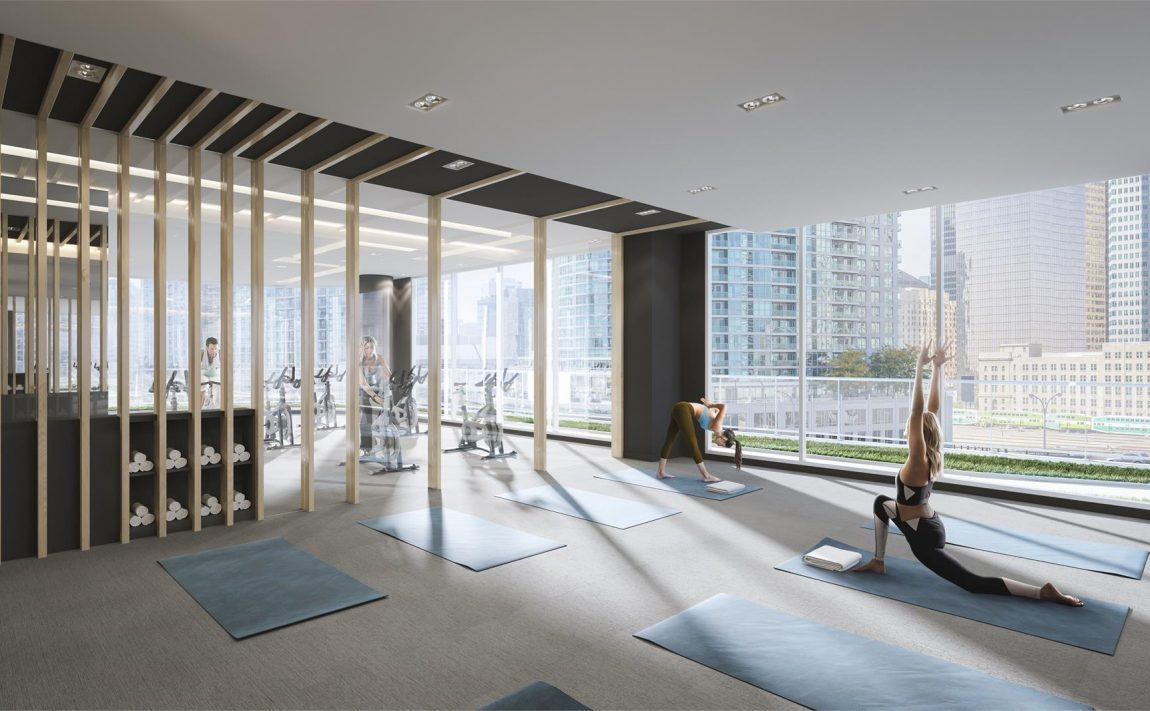 sky-tower-pinnacle-one-yonge-toronto-condos-for-sale-gym-fitness-yoga