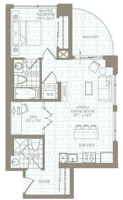 1+1-Bed-2-Bath-The-ForestGlen-709-sqft